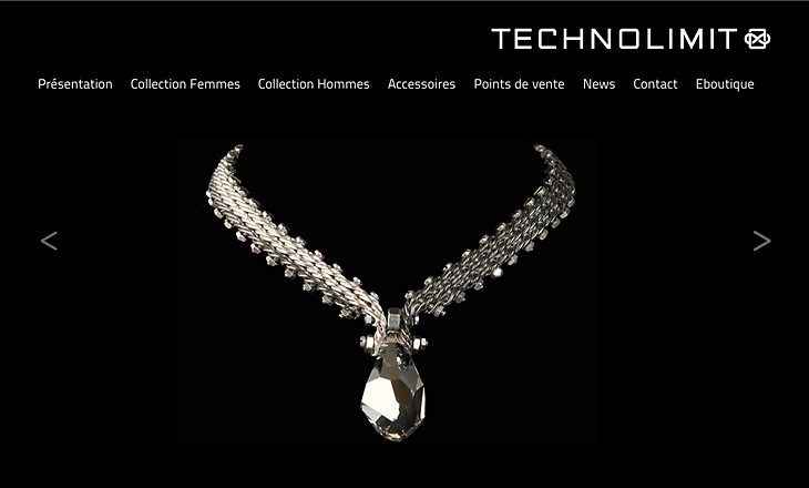 Technolimit Paris | Hand made Jewellery