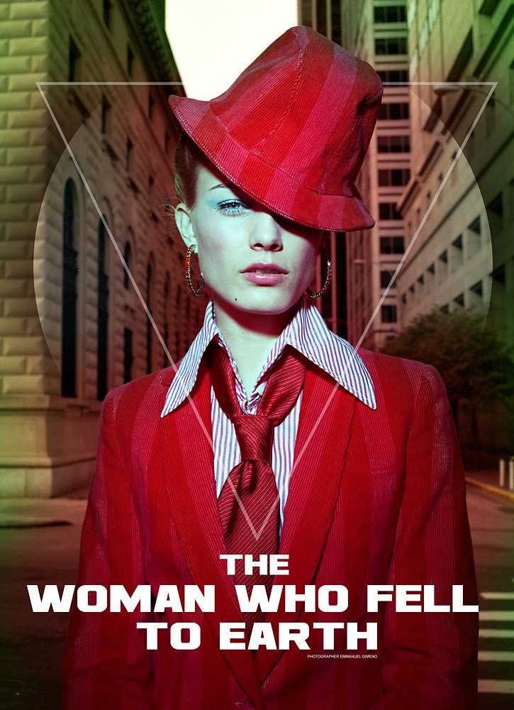 The Woman who fell to Earth