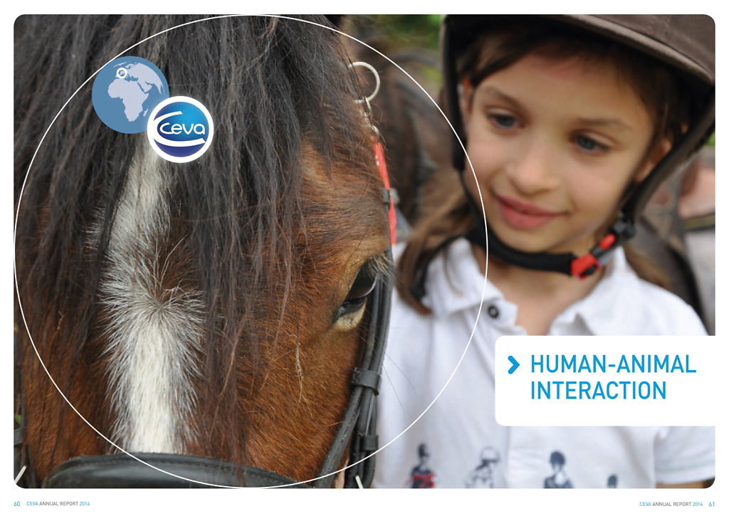 Ceva | Animal Health | AR Visual 2014